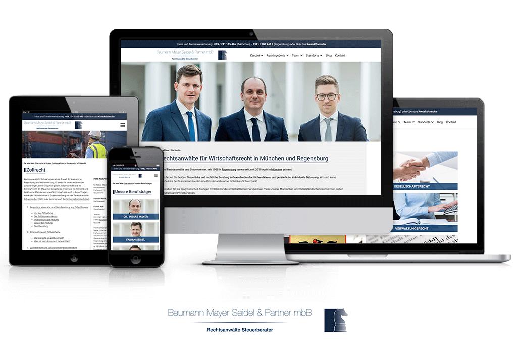 Baumann Mayer Seidel & Partner